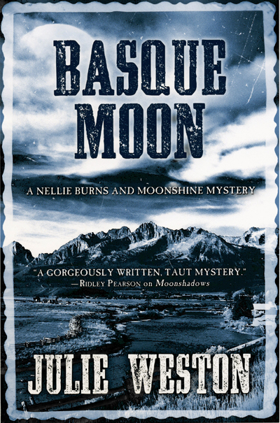 Book cover - Basque Moon